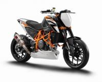 KTM NEDERLAND START MET DE KTM 690 DUKE BATTLE
