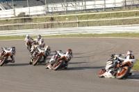 Superbikes at Sea Zandvoort RC390-cup :